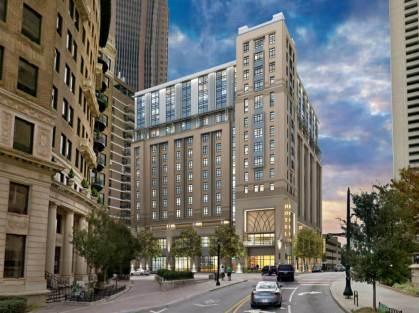 New dual-branded hotel opens in Atlanta