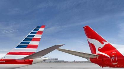 DFW Airport congratulate American Airlines and Qantas on approval of joint business agreement