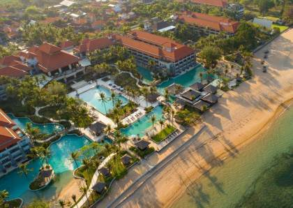 Conrad Bali announces completion of rejuvenation