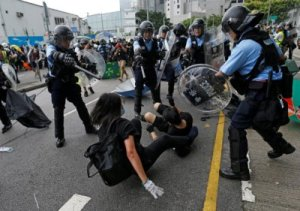 , U.S. consulate in Hong Kong issues warning to visitors: Legislator Building under attack, Buzz travel | eTurboNews |Travel News