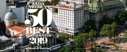 Latin America's 50 best restaurants 2019 will be announced