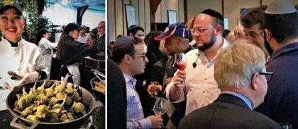 The Kosher Gourmet Dine-Drink Adventure
