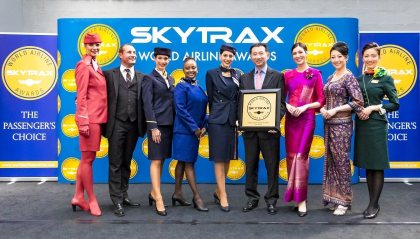 Star Alliance named best airline alliance 4th year in row