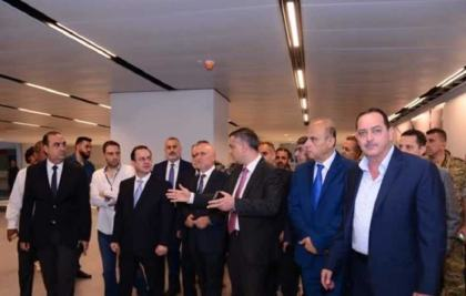Beirut Airport expansion: Curing crowds and a system failure