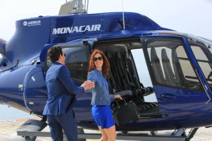 La Compagnie launches new direct helicopter service between Nice and Monaco