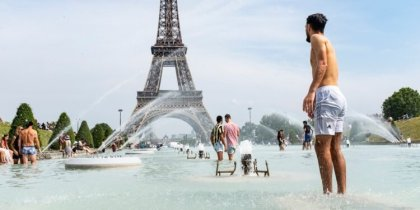 Paris braces for record-breaking temperatures as heat wave grips Spain to Germany