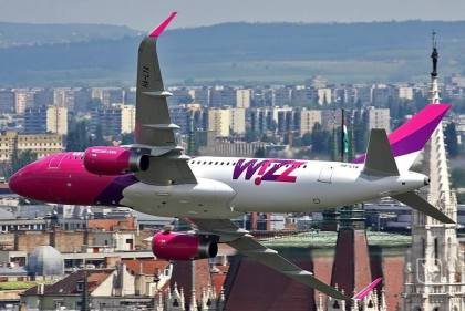 Budapest Airport's network boosts with Wizz Air