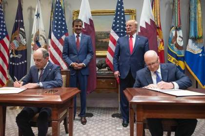 Qatar Airways and GE Aviation sign groundbreaking agreements