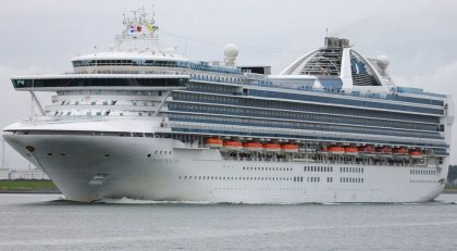Princess Cruises to homeport Grand Princess in Singapore