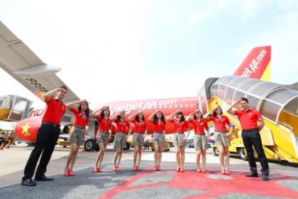 Vietjet: Remarkable growth despite bustling Vietnamese aviation market