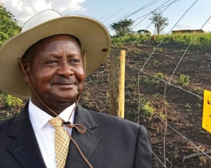 Uganda President commends Tourism Ministry for first elephant electric fence