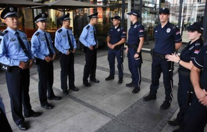 Belgrade launches joint Chinese-Serbian police patrols in tourist areas of Belgrade