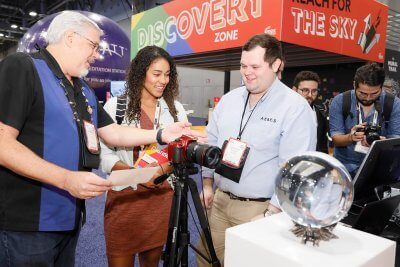 """Discovering the power of """"What if…?"""" at IMEX America's new Discovery Zone"""