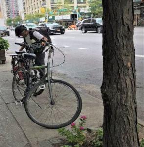 Danger ahead for New York pedestrians