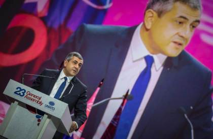Chaos behind the scene: UNWTO General Assembly in Saint Petersburg opens