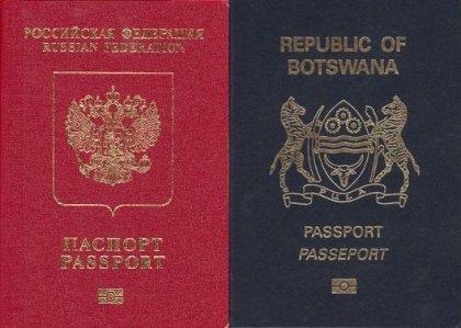 Russia and Botswana go visa-free on October 8