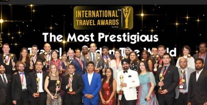 International Travel Awards Opens Sponsorship Opportunity