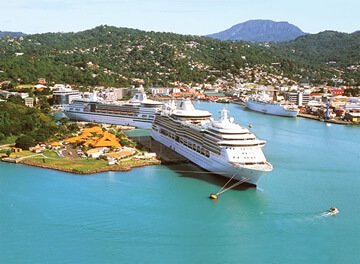 Saint Lucia Cruise Tourism: No more harassment of visitors