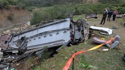 Tourists killed in Tunisia road accident