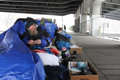 Homeless and Tourism in Oregon