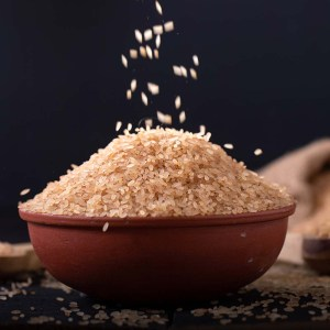Rice, Pulses, Millets