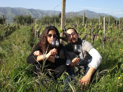 Etna Wine School – Tribute: Women of Etna – Valeria Franco – Vini Scirto
