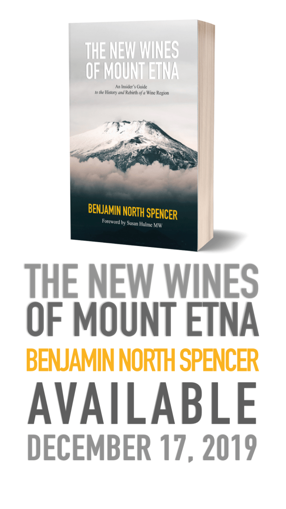 The New Wines of Mount Etna