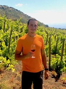 Etna Wine School | Pierluca Beneventano