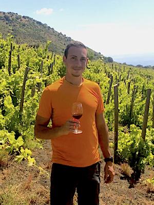 Etna Wine School   Pierluca Beneventano