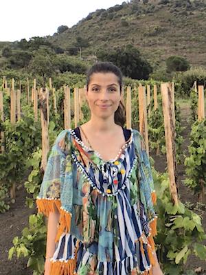 Etna Wine School   Sonia Spadaro Mulone