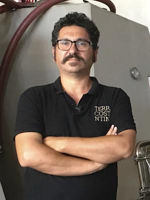Etna Wine School   Salvatore Spampinato