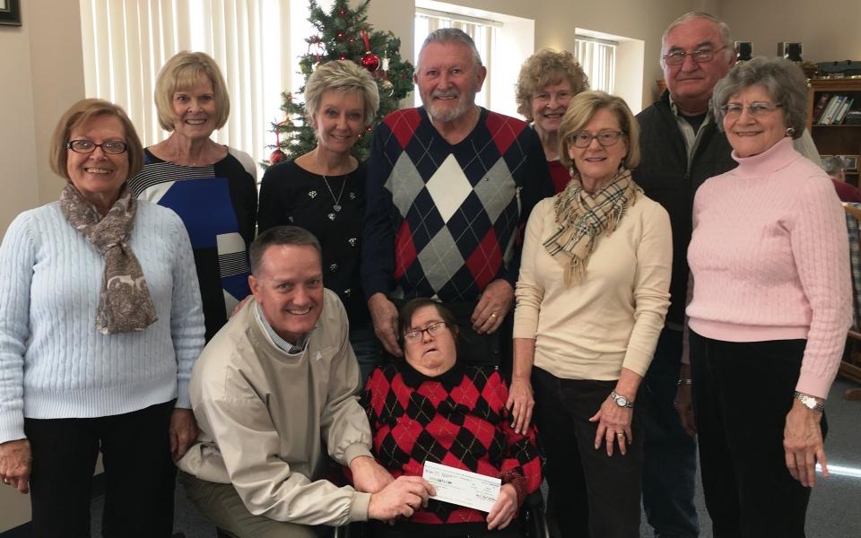 Jansen family donates