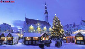 Ужгород Різдво