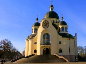ГУЦУЛЬСЬКИЙ НОВИЙ РІК - Коломия собор
