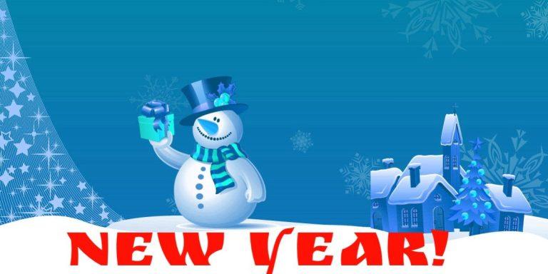 Празднование Нового Года в мире