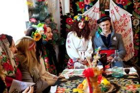 Рождество в Диканьке / Музей Свадьбы с.Великие Будища