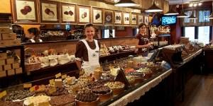Львовская мастерская шоколада поездка во львов