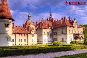 Замок Шенборнов фото