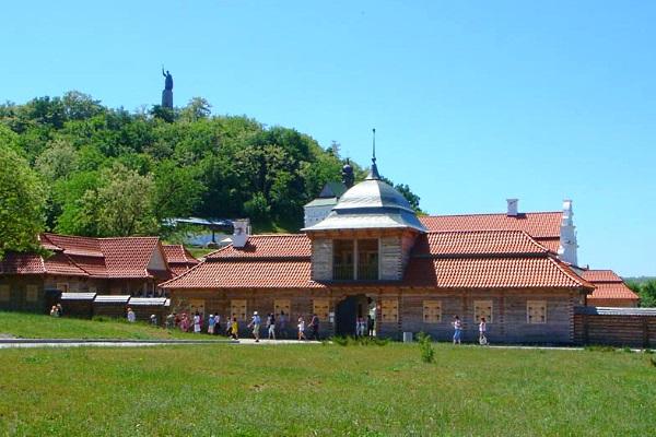 Замкова гора - Чигирин