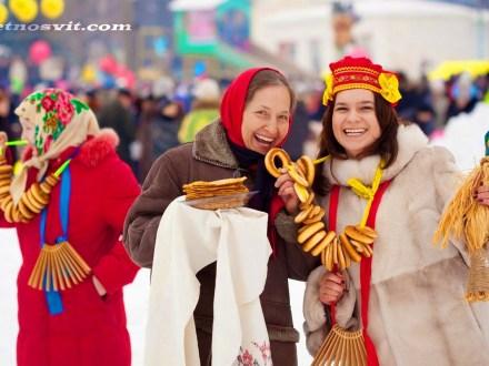 Масляна в Переяславі / Масленица в Переяслав-Хмельницком