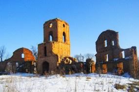 Новогодний тур в Ровно на новый год 2020 из Киева + ЗАМКИ ВОЛЫНИ