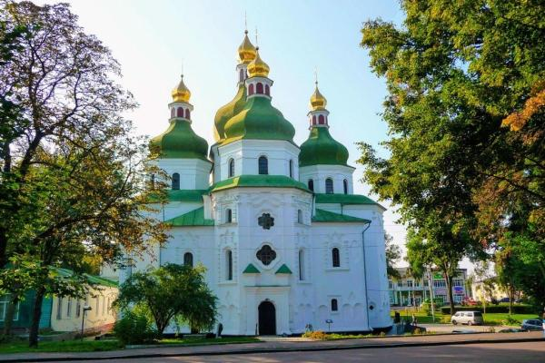 Экскурсия на Черниговщину из Киева