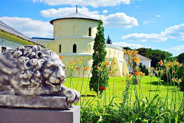 Экскурсия в Тростянец из Харькова