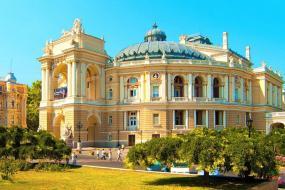 туры из Одессы по Украине