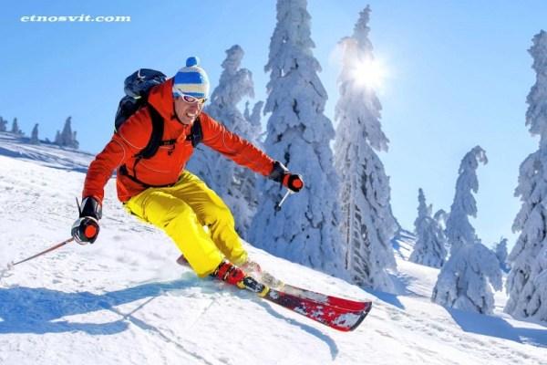 Лижний тур на вихідні / Лыжный тур на выходные