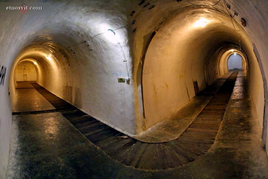 Бункер лінії Арпада | с. Верхня Грабівниця, Закарпатська область