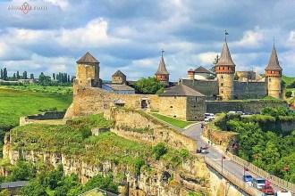 Каменец-Подольская крепость | Хмельницкая область