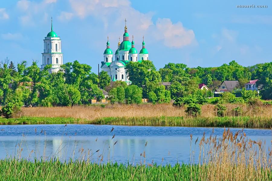 Козелец – посёлок городского типа, Черниговская область
