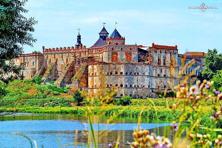 Меджибізький замок | Хмельницька область