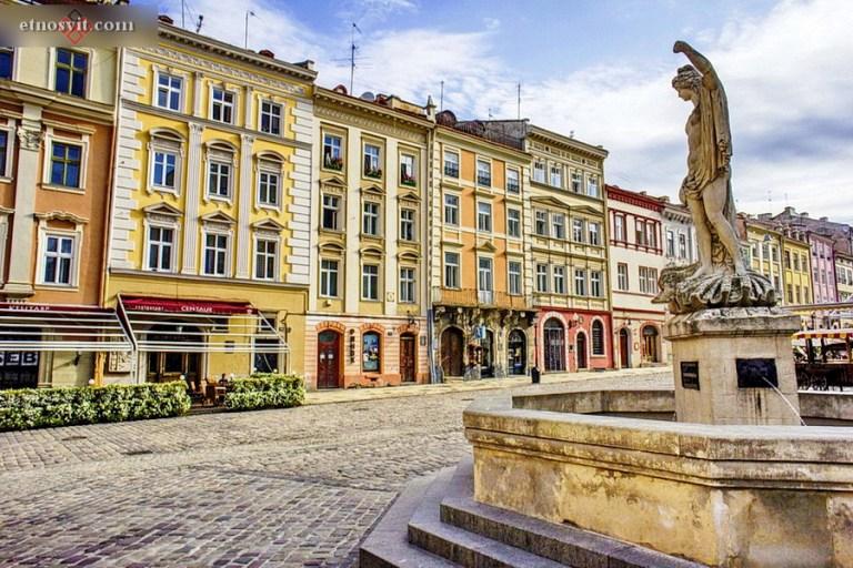 Площадь Рынок | Львов